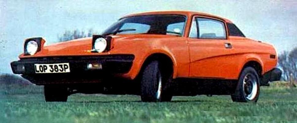 Triumph TR7 1975 - 1981 Coupe #5