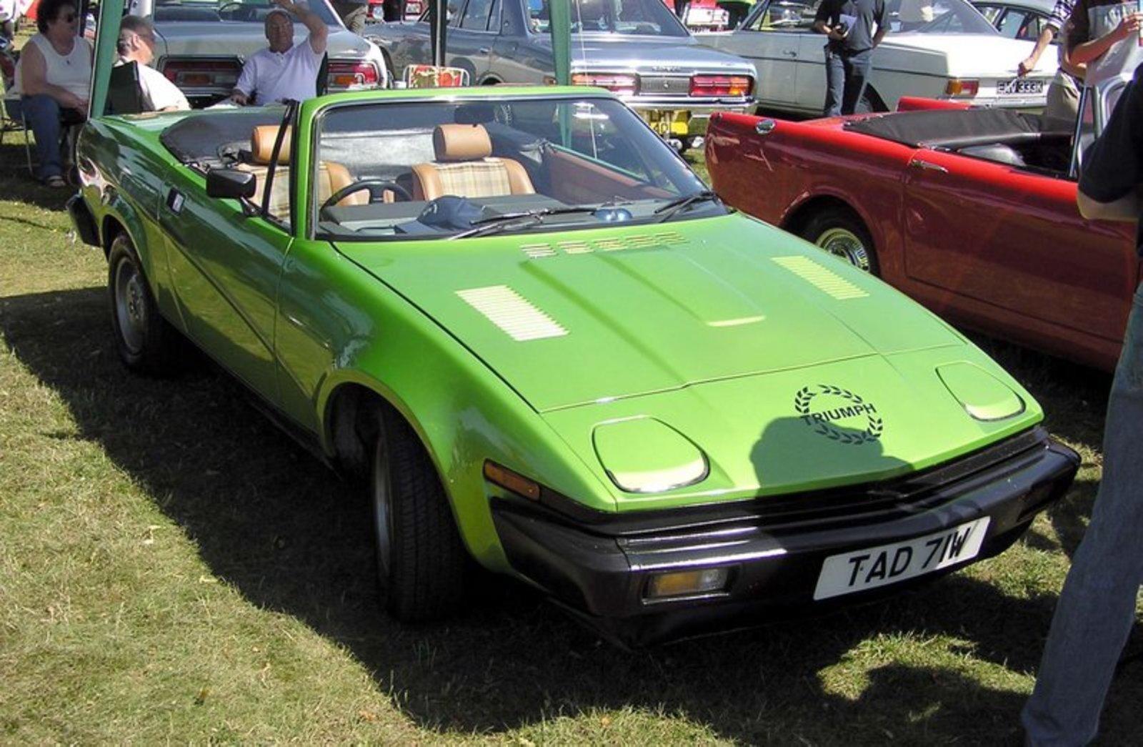 Triumph TR7 1975 - 1981 Coupe #6
