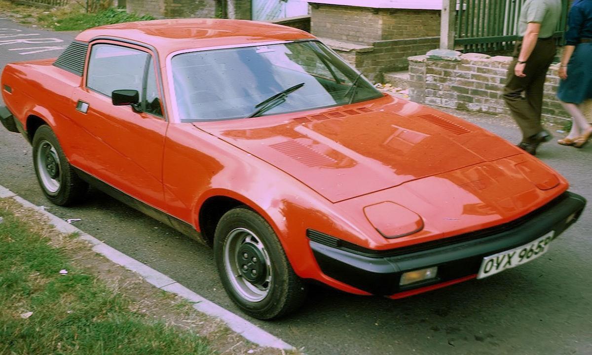 Triumph TR7 1975 - 1981 Coupe #8