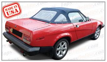Triumph TR8 1980 - 1981 Roadster #1