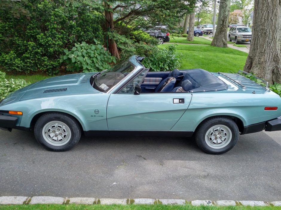 Triumph TR8 1980 - 1981 Roadster #5