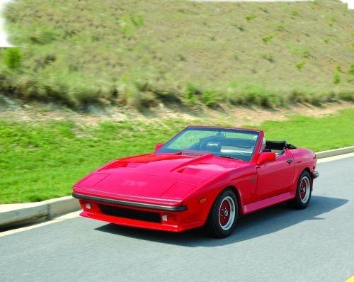 TVR Tasmin I 1980 - 1987 Cabriolet #1