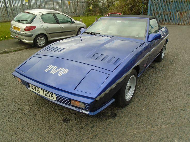 TVR Tasmin I 1980 - 1987 Cabriolet #7