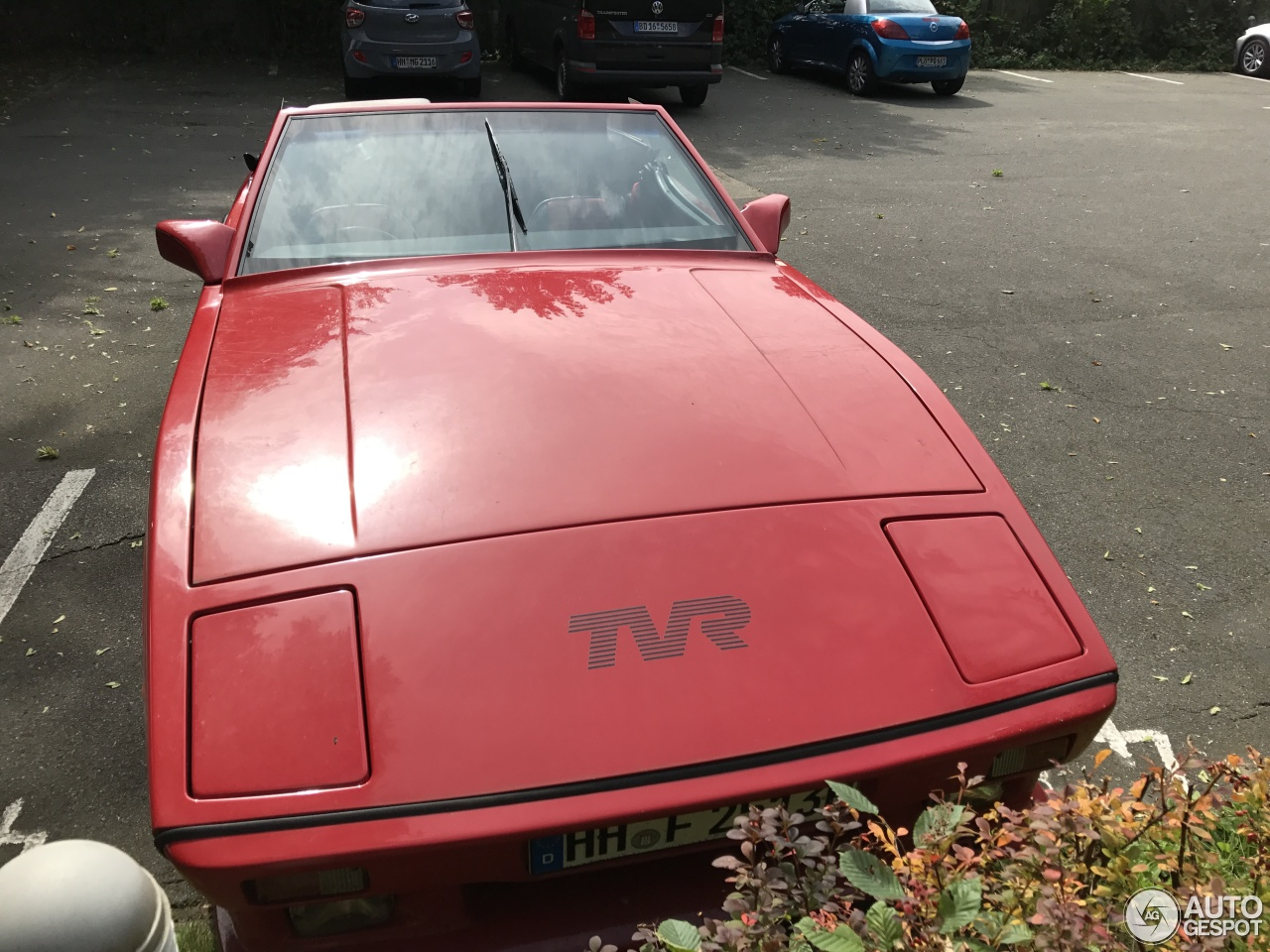 TVR 350 1983 - 1989 Coupe #1