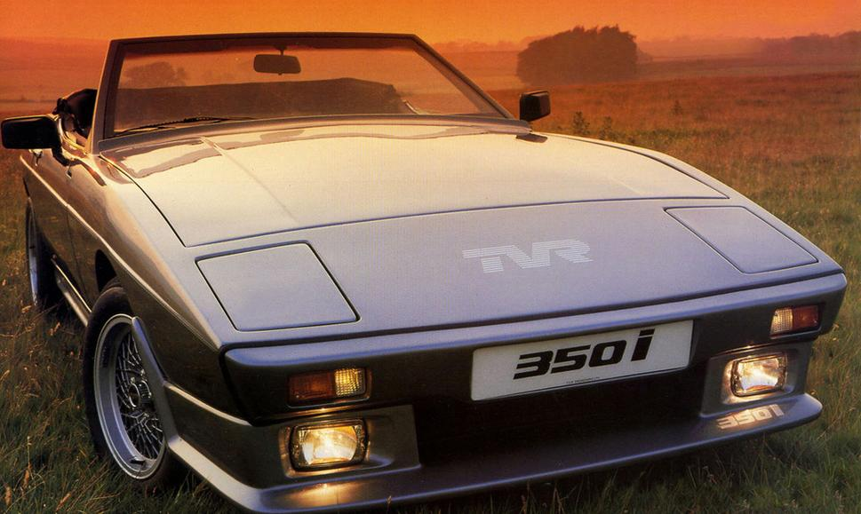 TVR 350 1983 - 1989 Coupe #5