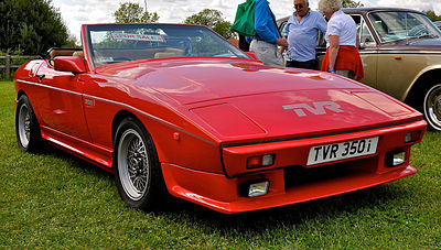 TVR 350 1983 - 1989 Coupe #8
