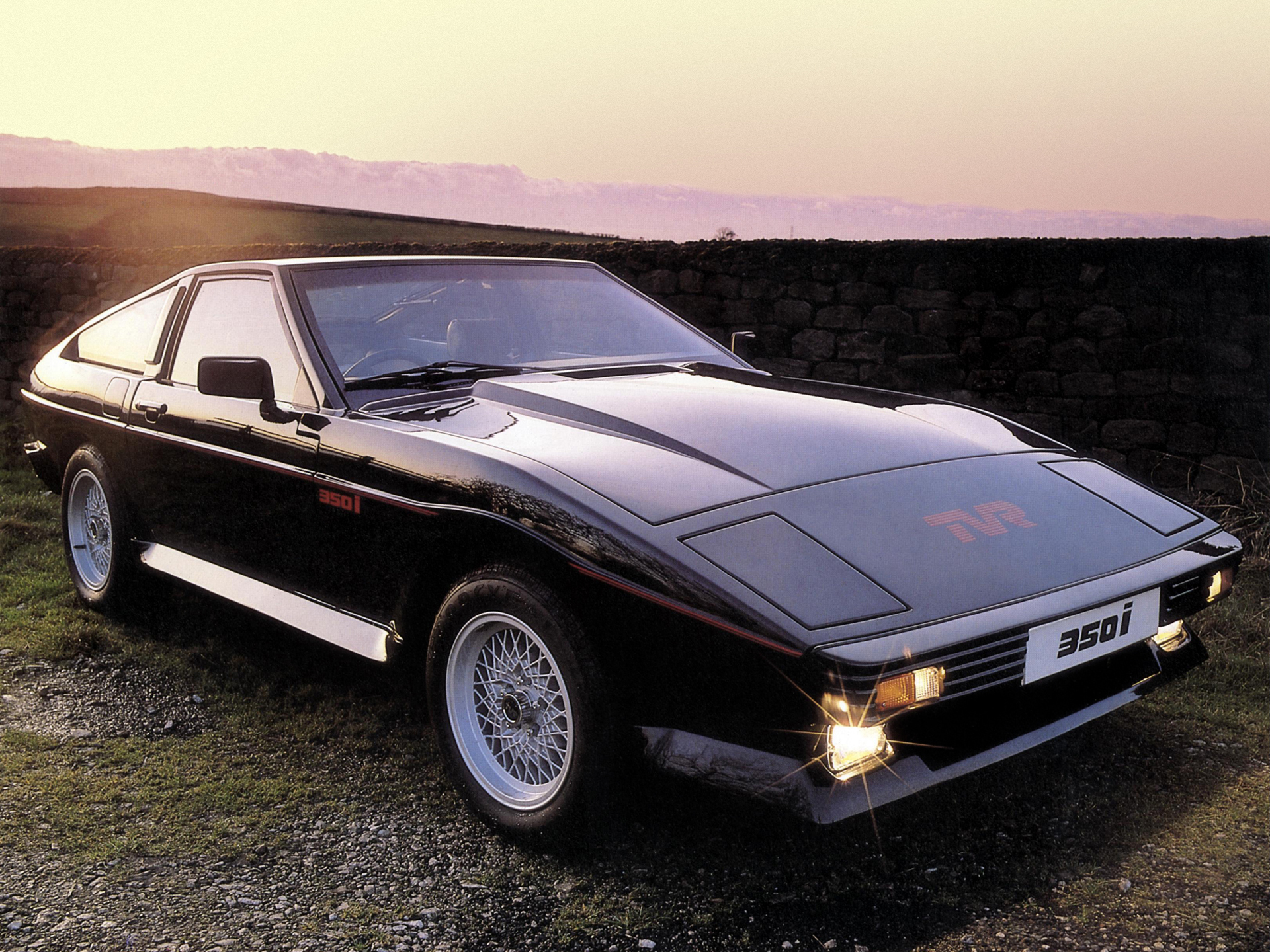 TVR 350 1983 - 1989 Coupe #2