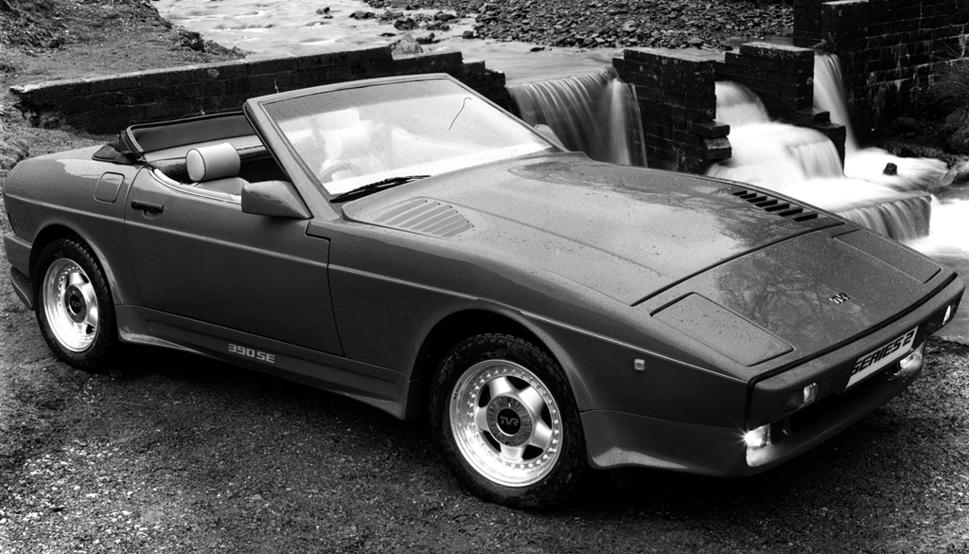 TVR 350 1983 - 1989 Coupe #4