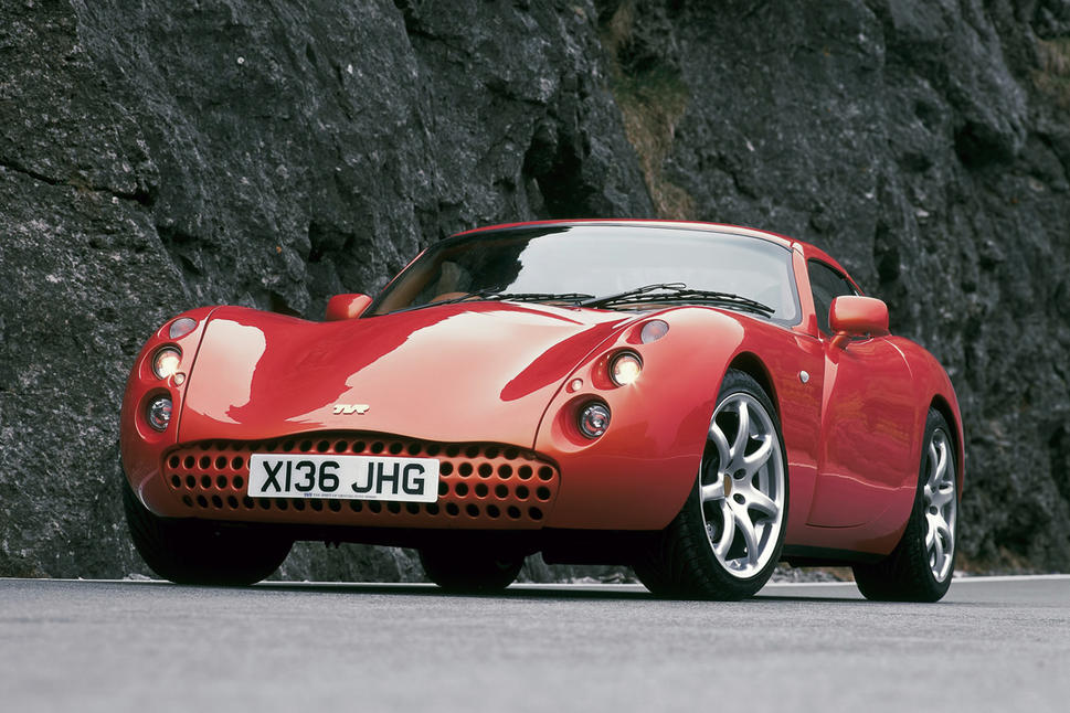 TVR Tuscan 1999 - 2006 Coupe #6