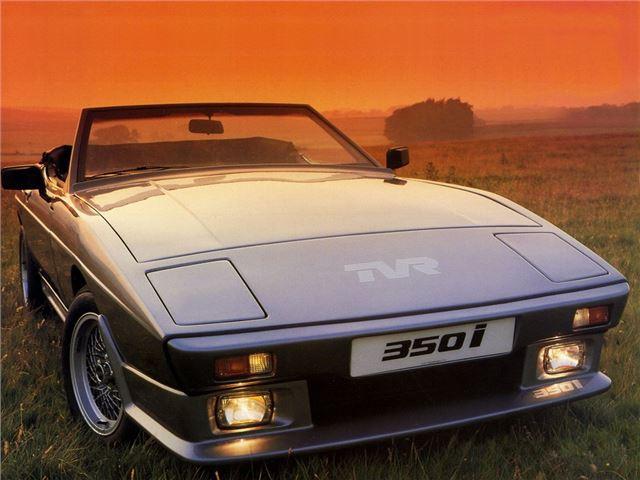 TVR Tasmin I 1980 - 1987 Cabriolet #3
