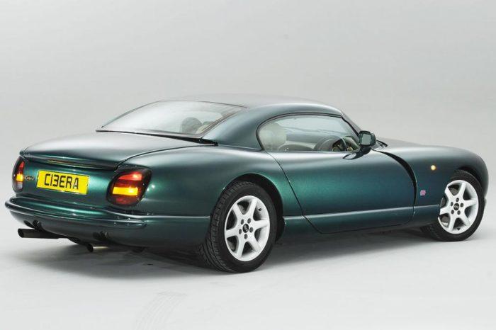 TVR Cerbera 1994 - 2003 Coupe #3