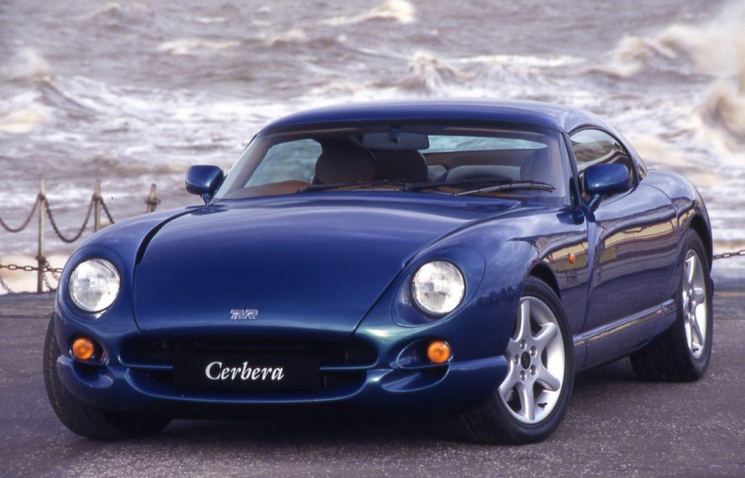 TVR Cerbera 1994 - 2003 Coupe #6