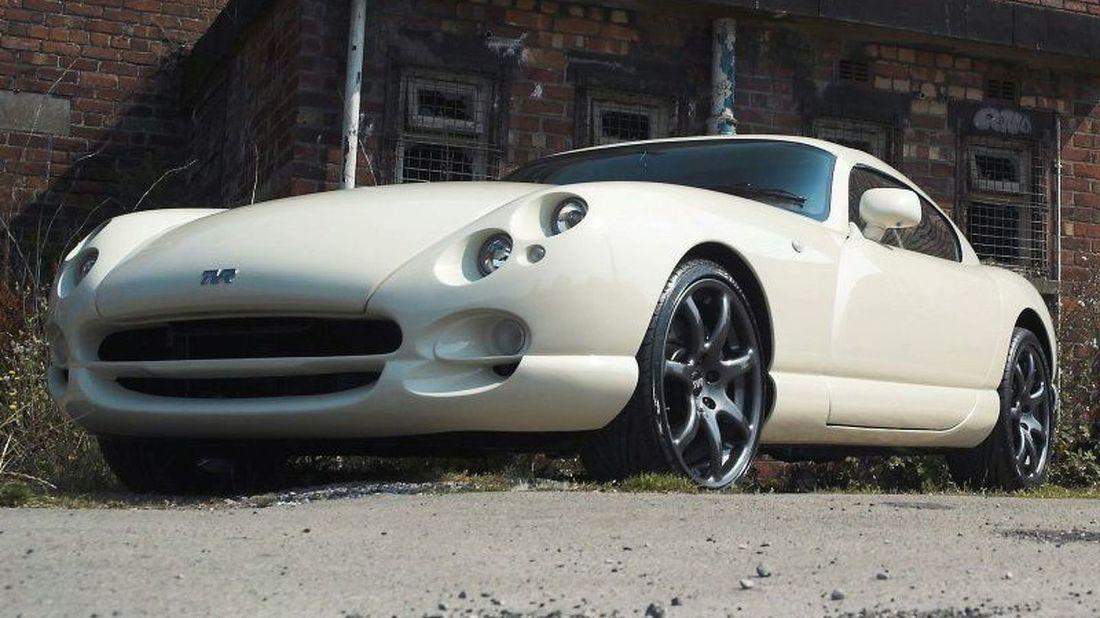 TVR Cerbera 1994 - 2003 Coupe #5