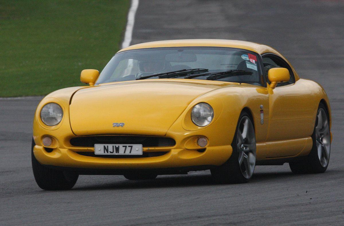 TVR Cerbera 1994 - 2003 Coupe #8