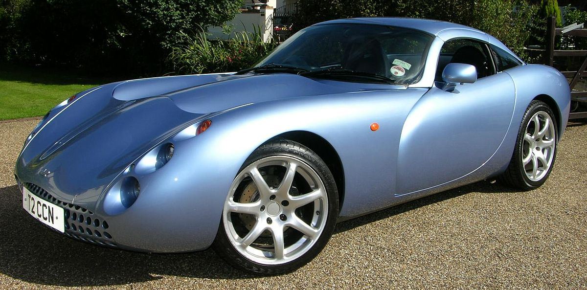 TVR Tuscan 1999 - 2006 Coupe #8