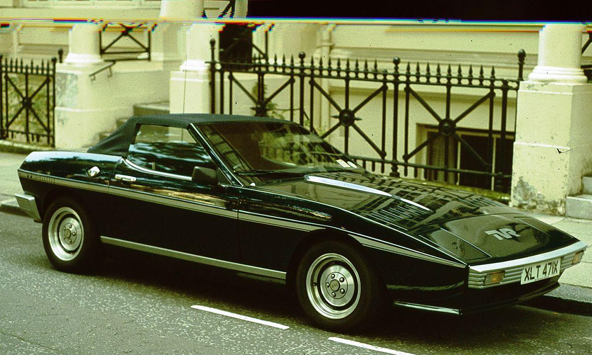 TVR Tasmin I 1980 - 1987 Cabriolet #4