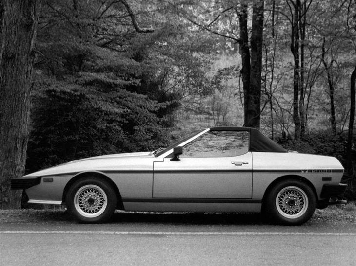 TVR Tasmin I 1980 - 1987 Cabriolet #2