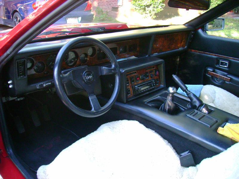 TVR Tasmin I 1980 - 1987 Cabriolet #6