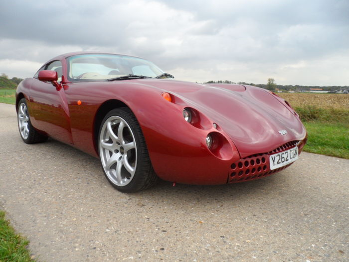 TVR Tuscan 1999 - 2006 Coupe #1