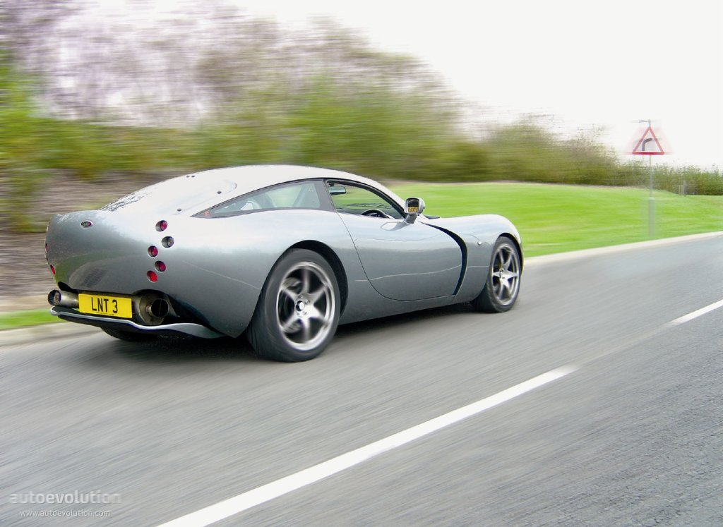 TVR Tuscan 1999 - 2006 Coupe #5