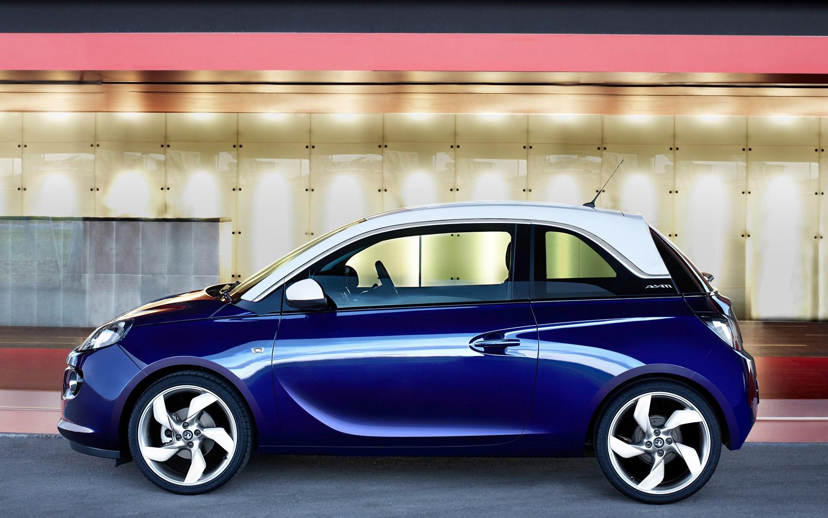 Vauxhall Adam 2013 - now Hatchback 3 door #2