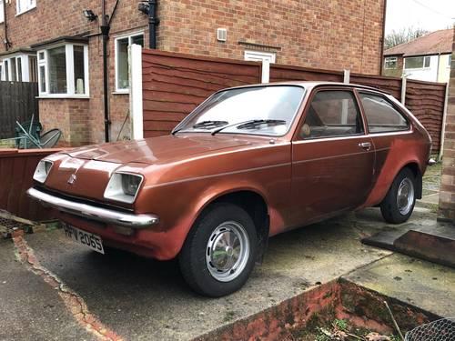 Vauxhall Chevette I 1975 - 1984 Hatchback 3 door #1