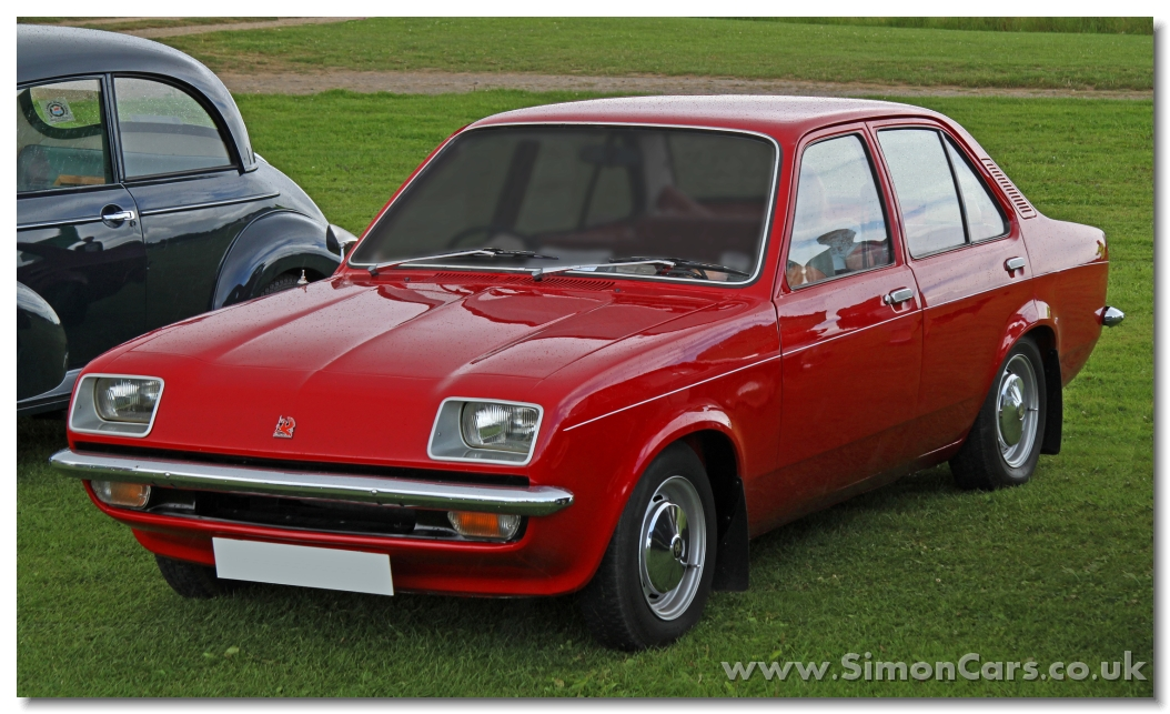 Vauxhall Chevette I 1975 - 1984 Sedan #1