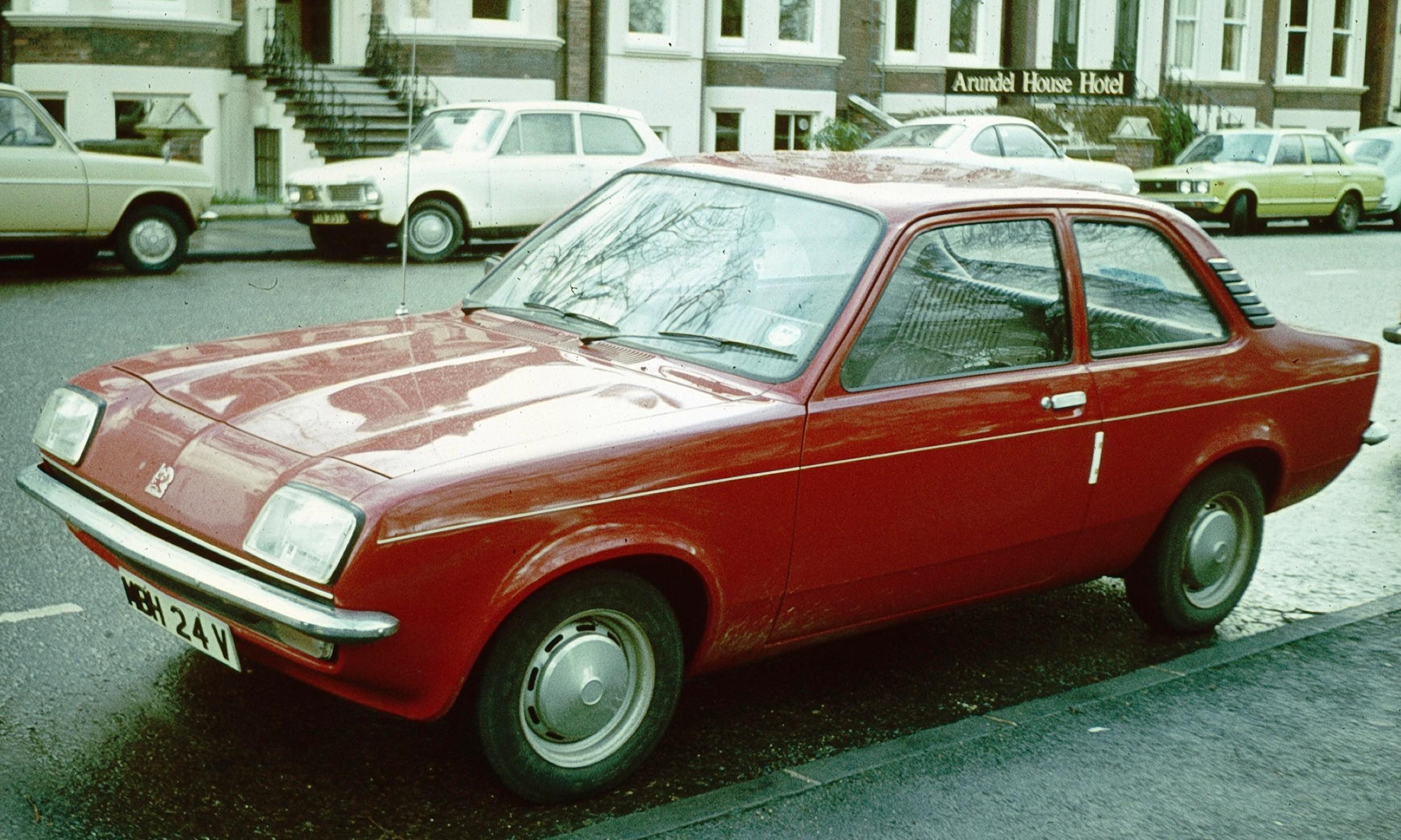 Vauxhall Chevette I 1975 - 1984 Sedan #3