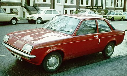 Vauxhall Chevette I 1975 - 1984 Sedan #7