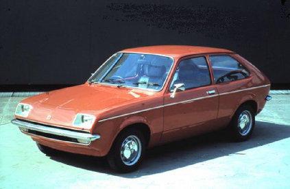 Vauxhall Chevette I 1975 - 1984 Sedan #5