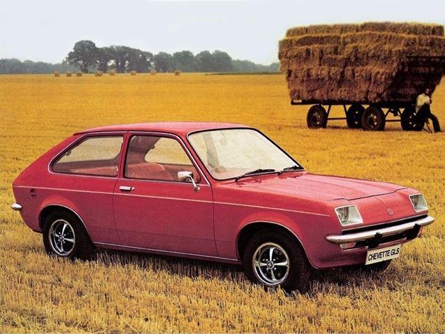 Vauxhall Chevette I 1975 - 1984 Sedan #4