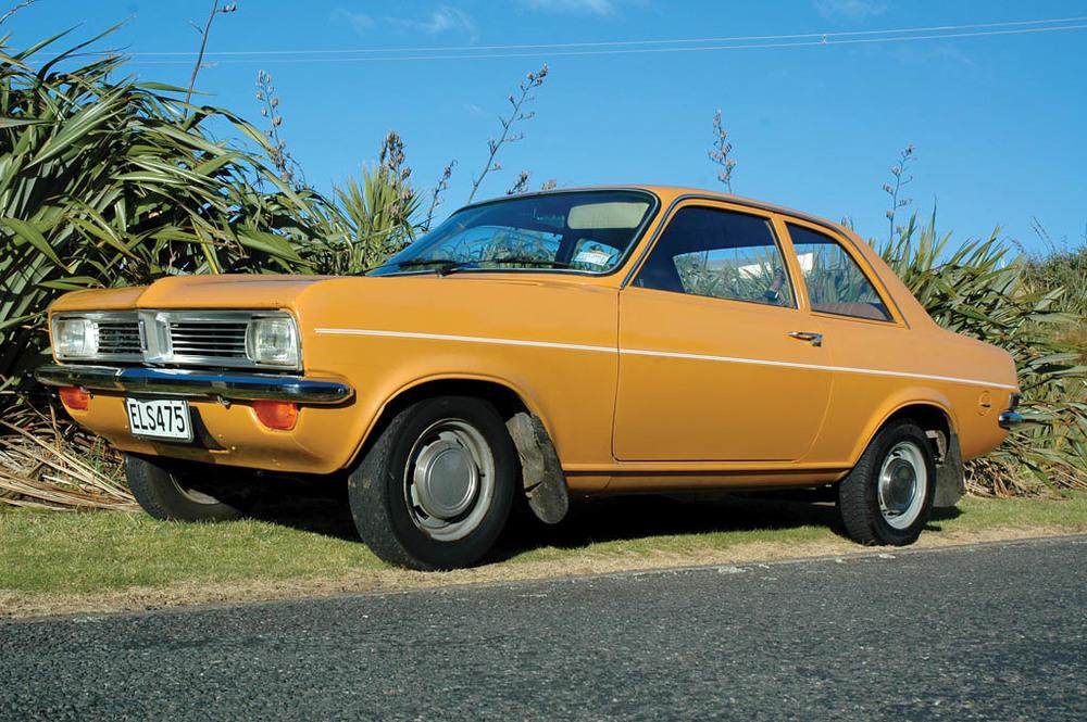 Vauxhall Firenza I 1970 - 1975 Coupe #4