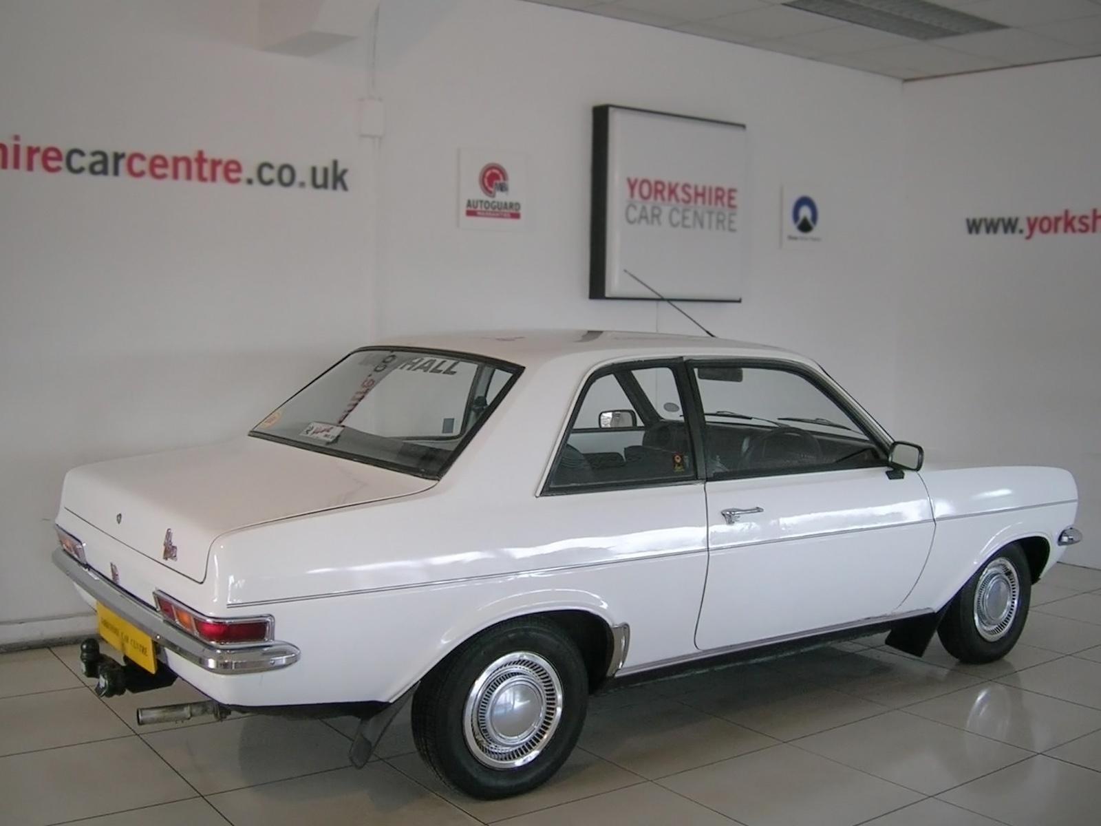 Vauxhall Firenza I 1970 - 1975 Coupe #3