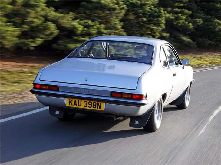 Vauxhall Firenza I 1970 - 1975 Coupe #2
