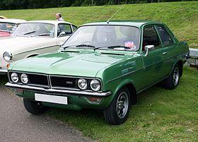 Vauxhall Firenza I 1970 - 1975 Coupe #8