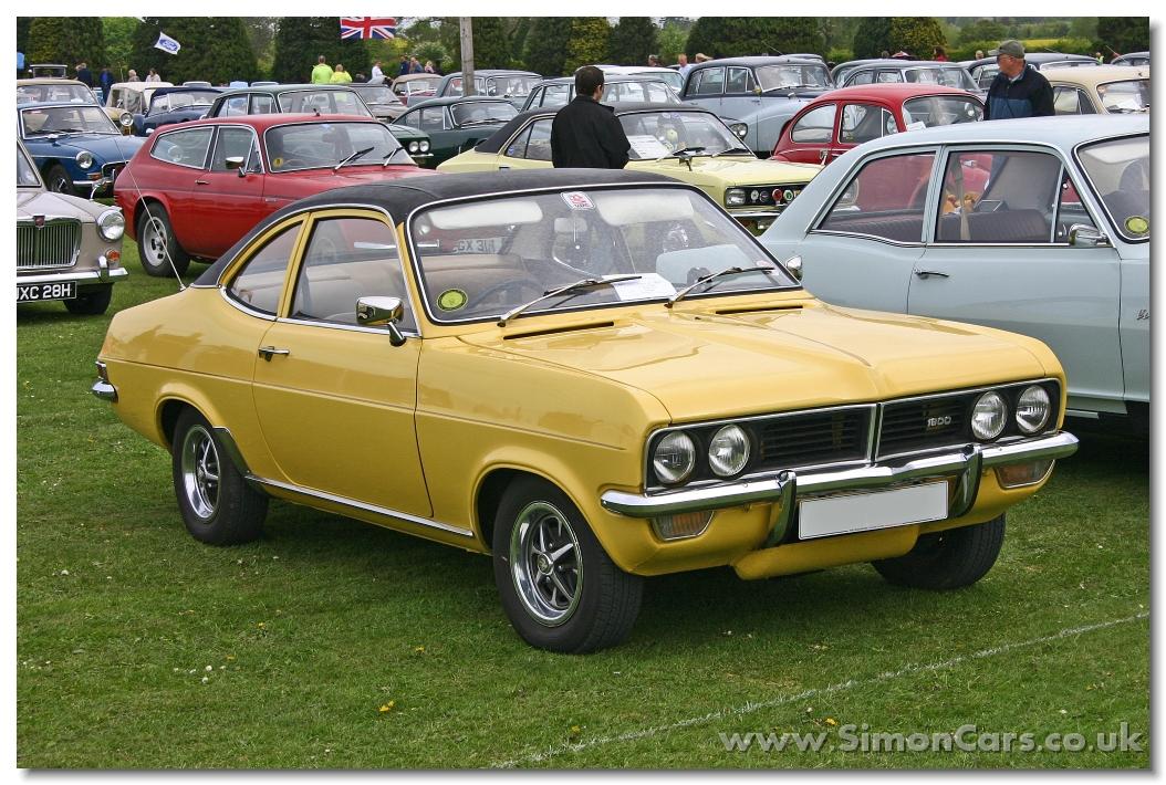 Vauxhall Firenza I 1970 - 1975 Coupe #5