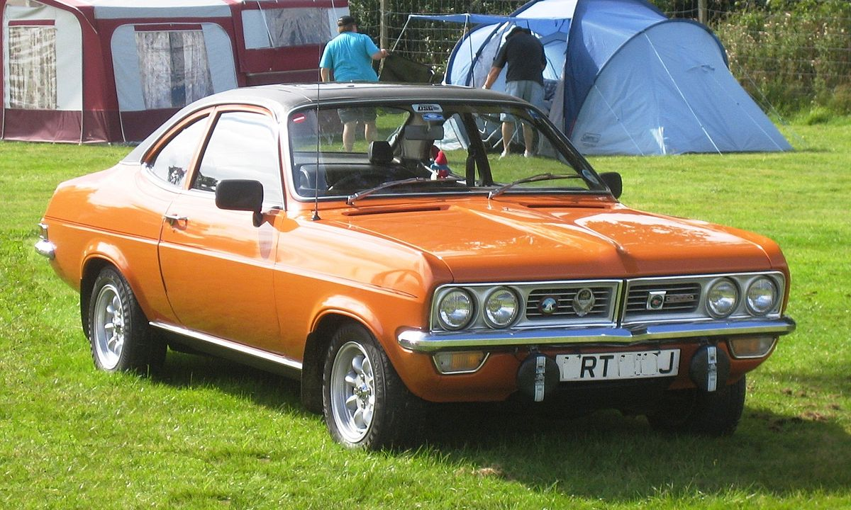 Vauxhall Firenza I 1970 - 1975 Coupe #6