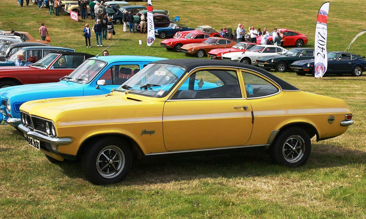Vauxhall Firenza I 1970 - 1975 Coupe #7