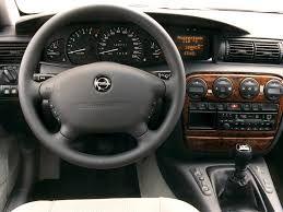 Vauxhall Omega B 1994 - 1999 Sedan #5
