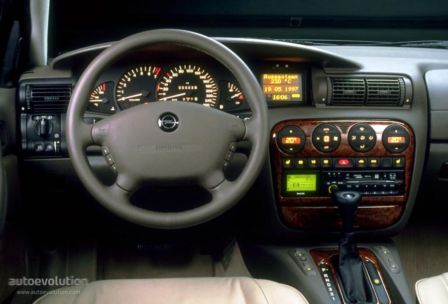 Vauxhall Omega B 1994 - 1999 Sedan #3