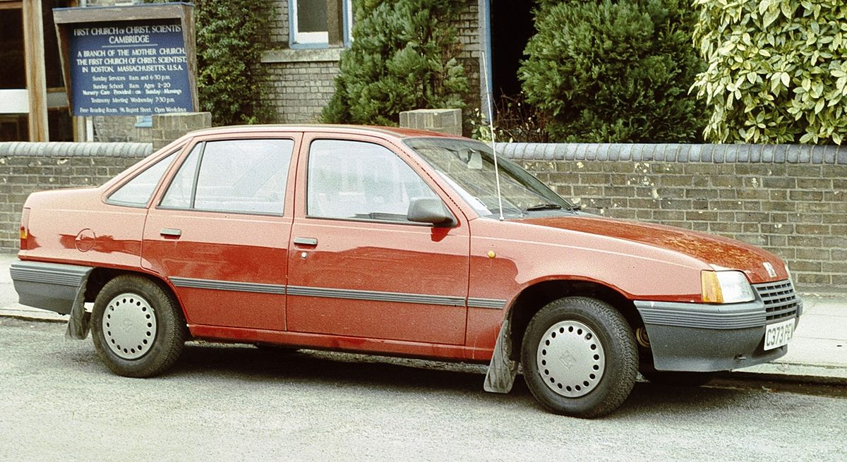 Vauxhall Royale 1978 - 1987 Coupe #4