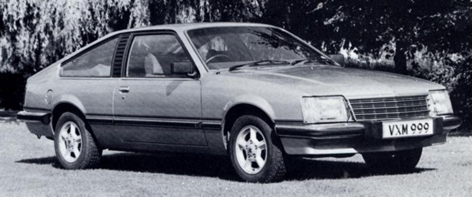 Vauxhall Royale 1978 - 1987 Coupe #5