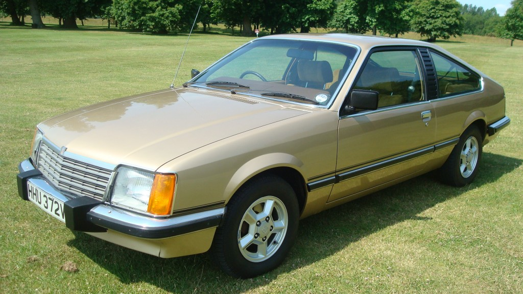 Vauxhall Royale 1978 - 1987 Coupe #7