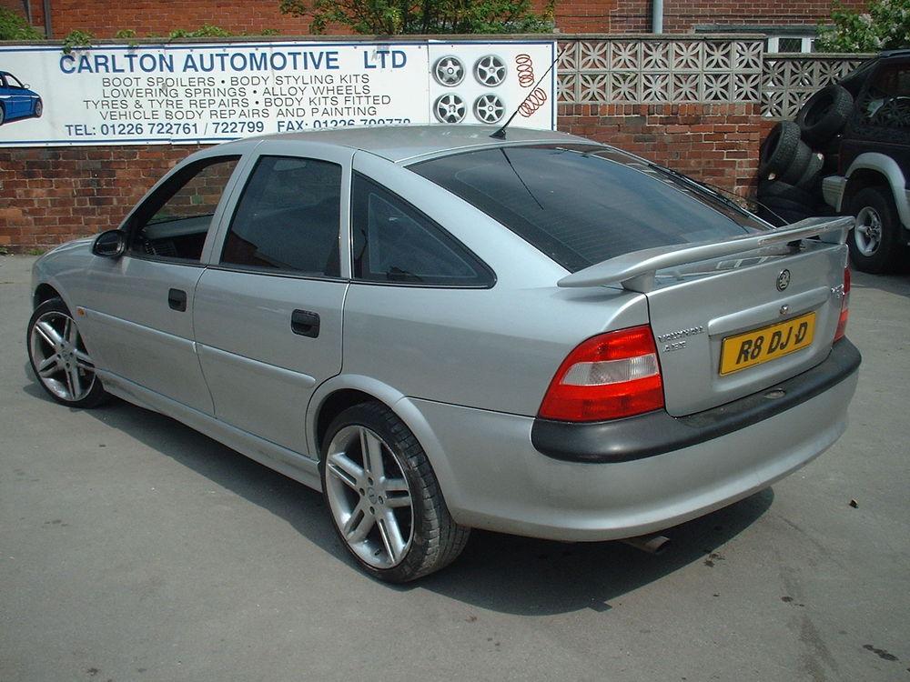 Vauxhall Vectra B 1995 - 2003 Sedan #2