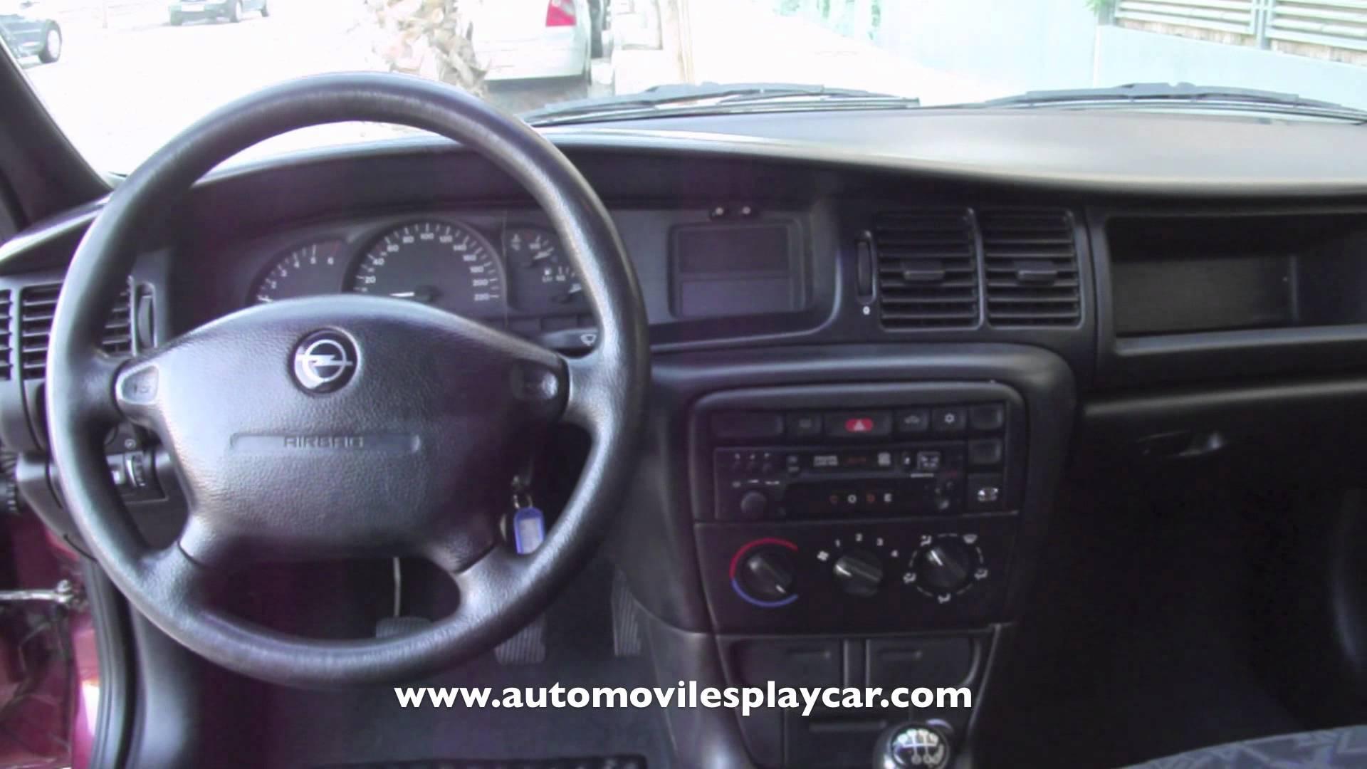 Vauxhall Vectra B 1995 - 2003 Sedan #6