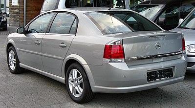 Vauxhall Vectra C 2002 - 2009 Station wagon 5 door #4