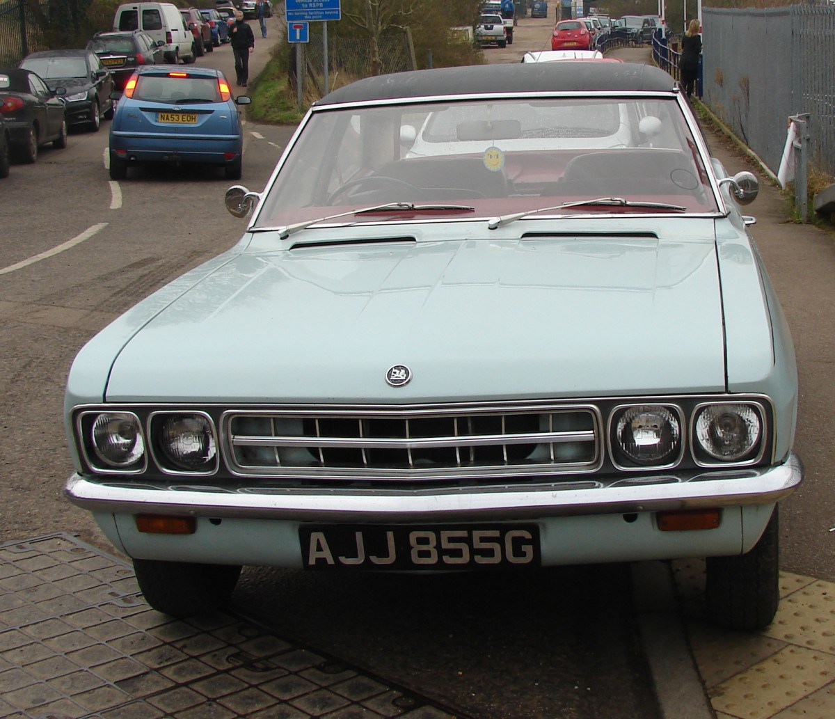 Vauxhall Ventora 1967 - 1976 Sedan #2