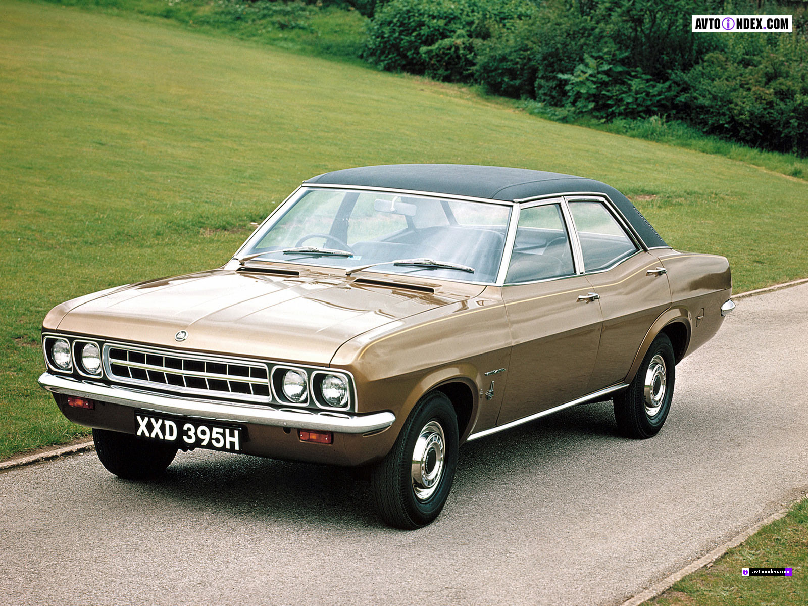 Vauxhall Ventora 1967 - 1976 Sedan #4