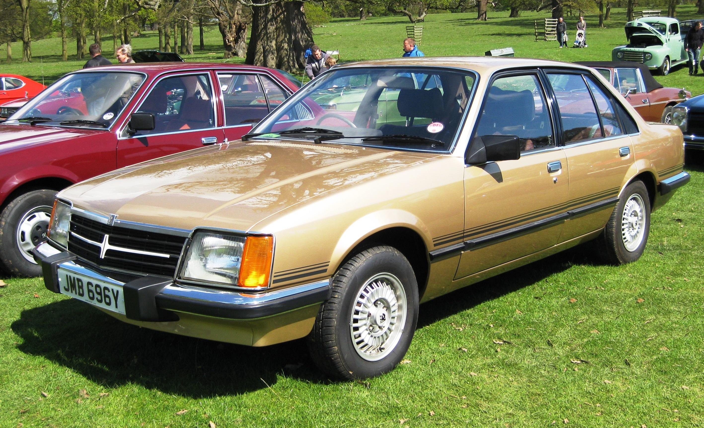 Vauxhall Viceroy 1978 - 1982 Sedan #4