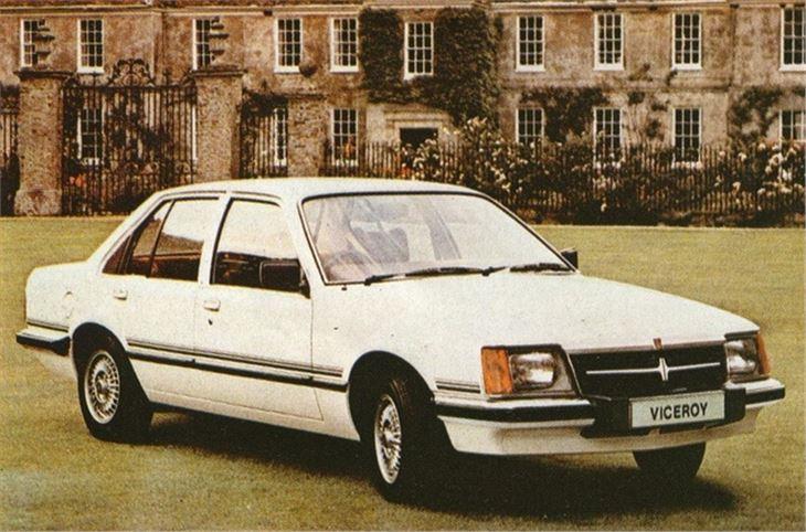 Vauxhall Viceroy 1978 - 1982 Sedan #2